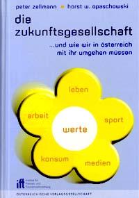 Buchcover Die Zukunftsgesellschaft