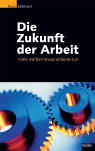 Buchcover Die Zukunft der Arbeit